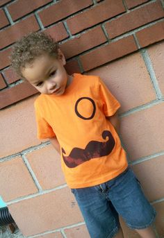 monocle and mustache shirt. ;)