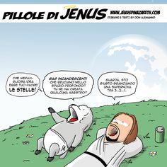 """""""Faccio Jenus per sbaglio"""". Il successo di Don Alemanno, fumettista virale [intervista]"""