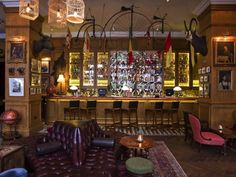 Mr Fogg's: Cocktails (Mayfair)