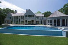 House - Briar Patch Road, East Hampton, NY, USA (via Trulia.com)