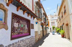 Estepona old town, Spain