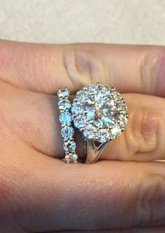 US $550.00 Pre-owned in Jewelry & Watches, Engagement & Wedding, Engagement Rings