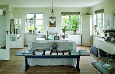 Sanctuary: Friday Inspiration in that lovely Danish style