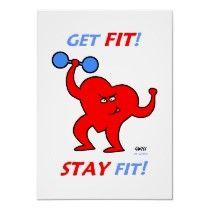 Motivational Inspirational Heart Fitness