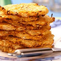 Weight Watchers Potato Pancakes (only 3 pts)