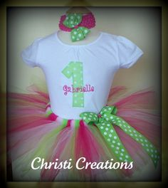 2nd Bday outfit!!