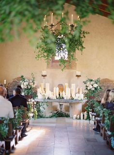 velas en la ceremonia boda inspiracion decoracion (06)