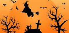 Resultado de imagen de fondos hallowen para imprimir