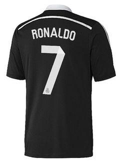 7aabd2581 Real Madrid magliette da calcio 2014 2015 C Ronaldo 7 - Champions League