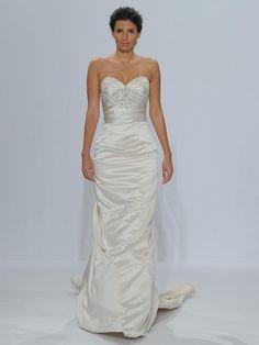 Randy Fenoli Spring 2018: Shimmering Wedding Dresses Make a Glamorous Statement | TheKnot.com