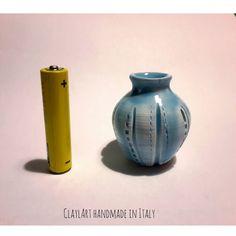 Guarda questo articolo nel mio negozio Etsy https://www.etsy.com/it/listing/493913675/vaso-in-ceramicasmalto-azzurro-miniatura
