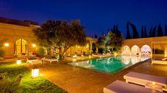 Villa Saada - Marrakesh, Morocco