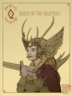 Queen of the Valkyries (Freya)