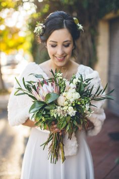 Rustic Autumn Park Wedding in Perth – Style Me Pretty