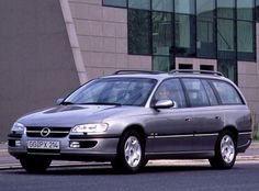 Opel Omega Stationwagon