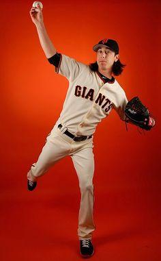 Tim Lincecum | MLB's Best Photo Day Shots | XFINITY