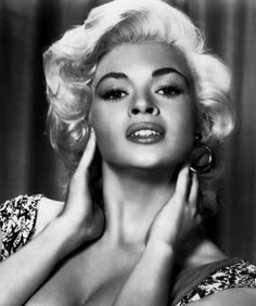 Jayne Mansfield | Kiss Them for Me