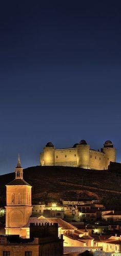 La Calahorra Castle, Granada, Spain