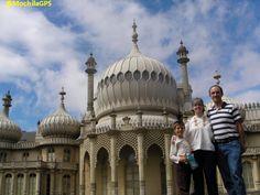 Mochila y GPS: Gran Bretaña en autocaravana VII: Salisbury, Winchester, Brighton y Londres