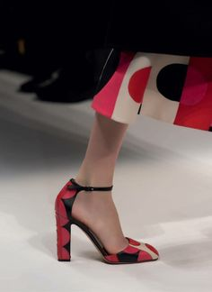 Valentino Fall Winter 2014 2015 Shoes Collection for Women