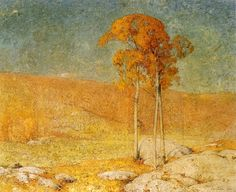 October Summer, 1904, Emil Carlsen