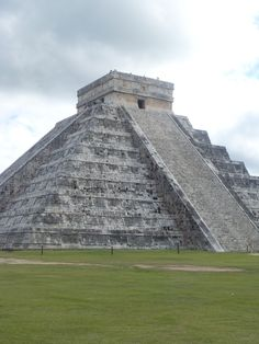Mexico,  I actually watched the hubs climb this bad boy.  I stayed safely at the bottom and took his pic.  (thats how I roll)