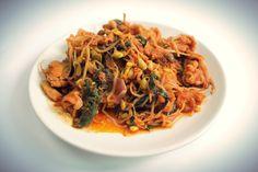 Korean Spicy Pork recipe (Bean Sprouts Bulgogi) 콩불