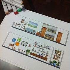 Finally done! #papodearquiteto #paisagismo #archilover #arquisemteta #arquitetapage #arquitetura #arquitectura #interiordesign #designdeinteriores #design #projeto #feitoamao #loucosporarquitetura #croqui #instadesign #architect #architecture #copic #copicbrasil #copicmarkers #render #revistaaec #rendering #rendercontest #regram #landscapedesign #landscapearchitecture #landscapearchitect #instaart #instadesign