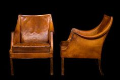 Is there a more perfect leather chair?