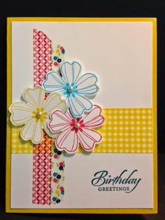 Wanda Pettijohn: My Creative Corner!: A Flower Shop Birthday - 5/28/14