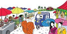 Rohini Molini Children's Book_Thailand