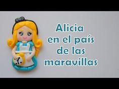Alicia en el país de las maravillas (arcilla polimérica) - Alice in wonderland - YouTube