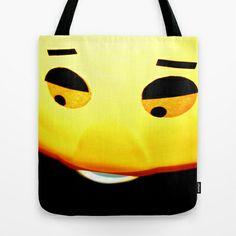 I love you...but... Tote Bag by Joe Pansa - $22.00