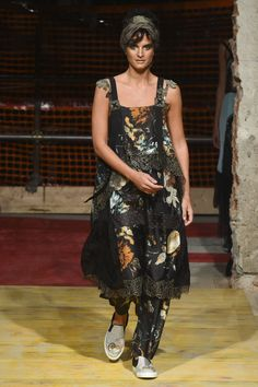 Antonio Marras  #VogueRussia #readytowear #rtw #springsummer2018 #AntonioMarras #VogueCollections
