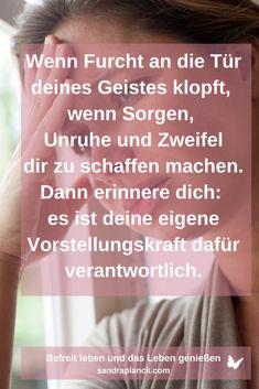 Coaching, Wie Macht Man, Angst, German, Community, Life, Life Coaching, Negative Thoughts, Life Tips