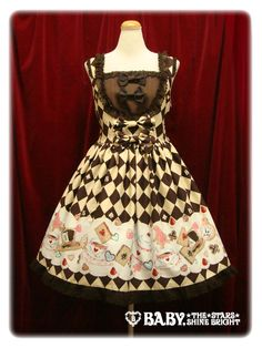 Lolibrary   Baby, the Stars Shine Bright - JSK - ALICE'S Marchin' Cookie Flavour Milky JSK