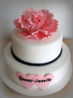 Engagement Cake  Make Money On Pinterest Free E-Book  http://pinterestperfection.gr8.com/