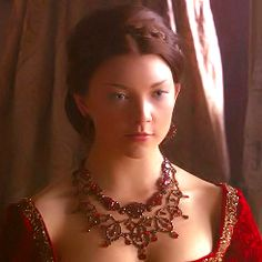 "Natalie Dormer ""The Tudors"""
