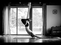 Aerial Yoga - Aerial Dance - Silk Hammock - https://www.youtube.com/watch?v=rH0aoOr-I0Y
