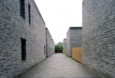 Ai Weiwei's alternative vision for Beijing's buildings. Courtyard 241, Caochangdi, Beijing, 2007. Photography © Ai Weiwei Studio. Click above to see largest image.