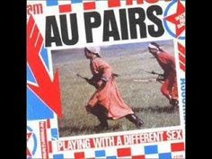 "THE AU PAIRS – ""It´s Obvious"".  Song taken from the debut studio album Playing with a Different Sex by English post-punk band Au Pairs (1981).  The Au Pairs were a British post-punk band that formed in Birmingham in 1978 and lasted until 1983. The band was led by Lesley Woods, who was once described as ""one of the most striking women in British rock"".  Follow - > http://songssmiths.wordpress.com   Like -> http://www.facebook.com/songssmithssongssmiths"