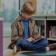 ePlatform eLibrary for schools - online lending library option.