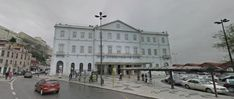 Stația de tren Santa Apolonia din Lisabona va fi un hotel   evisionturism Louvre, Street View, Urban, Mansions, House Styles, Building, Travel, Troy, Porto
