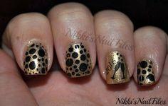 NYE nails for bringing in 2016