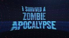 BBC Three is taking a group of contestants and putting them through a zombie apocalypse.  ISO worked closely with producers Tiger Aspect to create the dramatic opening titles and all in-programme graphics for the 7-part show.