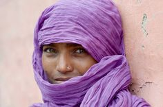 Portrait of a Rajasthani girl (Thar desert, India) Mirjam Letsch Photography