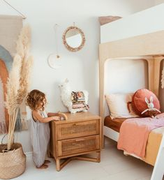 """See our website for even more information on """"modern bunk beds for boys room"""". It is a great place to find out more. Casa Kids, Kids Bunk Beds, Kids Decor, Home Decor, Little Girl Rooms, Kid Spaces, My New Room, Girls Bedroom, Kid Bedrooms"""