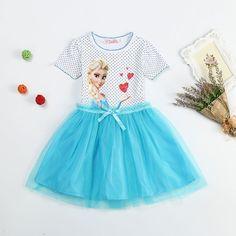 $8.23 (Buy here: https://alitems.com/g/1e8d114494ebda23ff8b16525dc3e8/?i=5&ulp=https%3A%2F%2Fwww.aliexpress.com%2Fitem%2FNew-Summer-dress-disfraz-anna-elsa-princess-sofia-dress-vestido-rapunzel-jurk-disfraces-clothing-infantil-fever%2F32612990215.html ) New Summer dress disfraz anna elsa princess sofia dress vestido rapunzel jurk disfraces clothing infantil fever elza costume for just $8.23