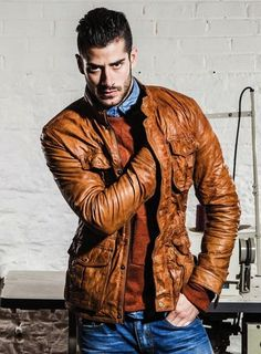 17 Biker Jackets That Will Make Your Fall Wardrobe - TheStyleCity - Men's Fashion & Women's Fashion | Style Guide