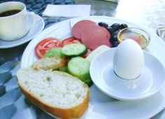 Turkish breakfast~ Istanbul, Turkey 2011